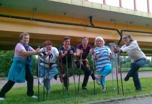 SIEKIERKOWSKI Nordic Walking