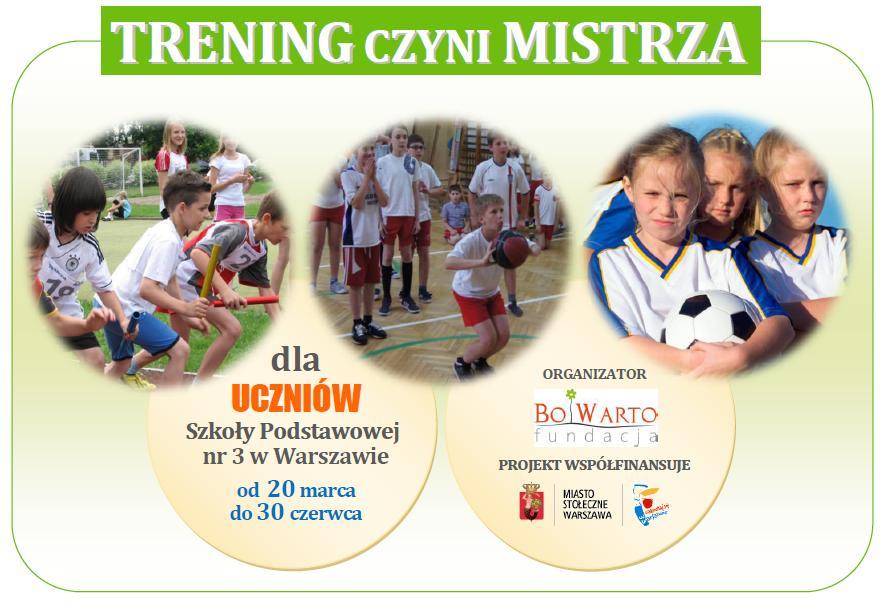TRENING CZYNI MISTRZA logo