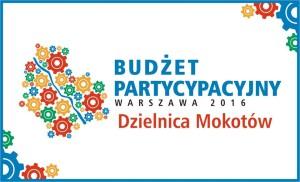 LOGO budżetu partycypacyjnego 2016