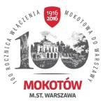 100 lat mokotowa