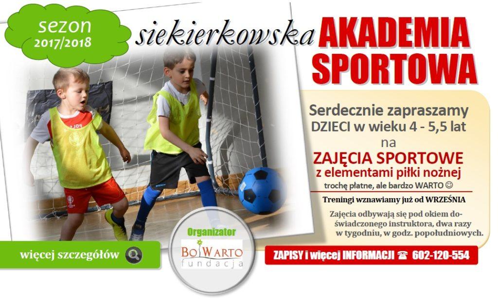 Akademia Piłkarska IX 2017